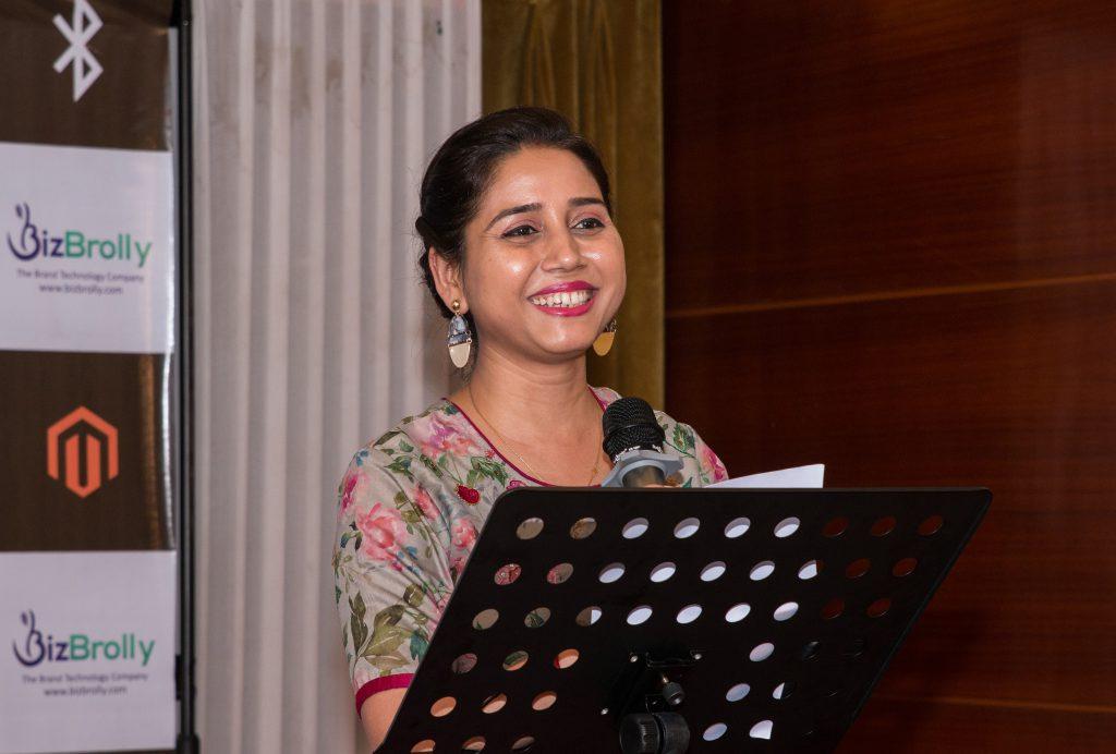 Mathuri mam Speech