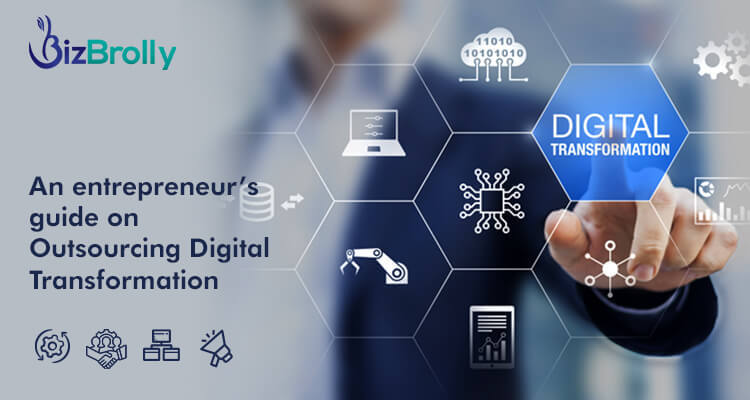 outsourcing digital transformation