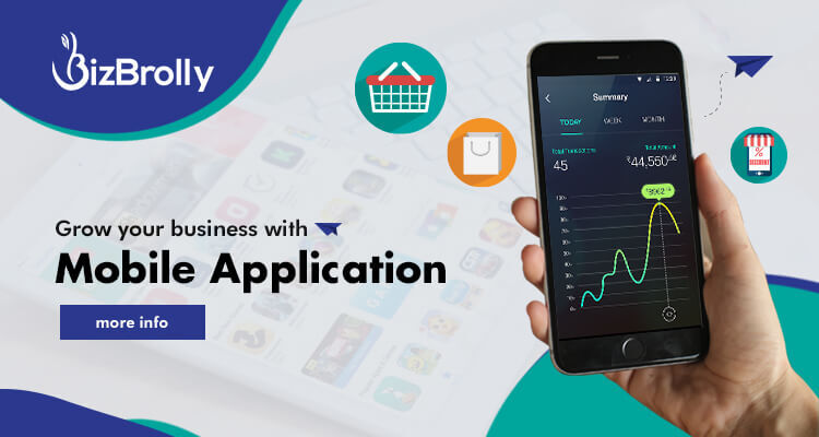 grow your business with mobile application