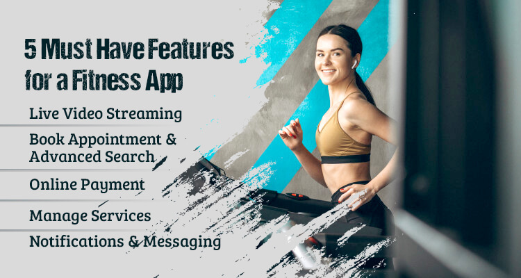 5 important features for a mobile app