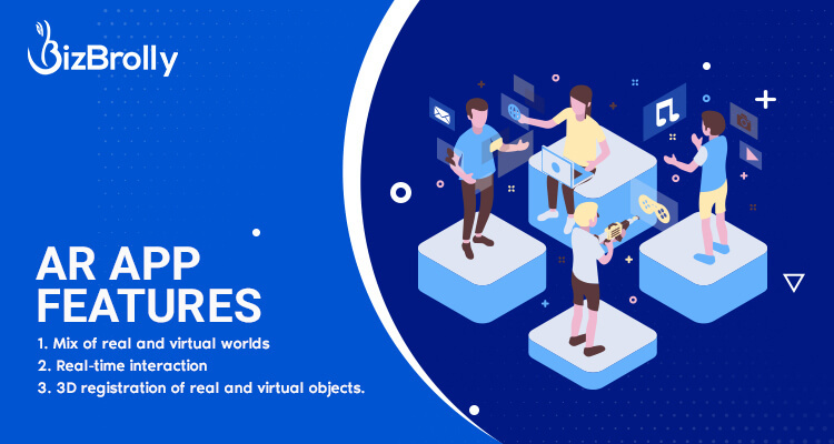 AR App Features