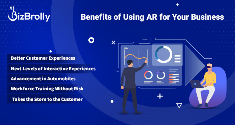 AR Technology Benefits in Businesses